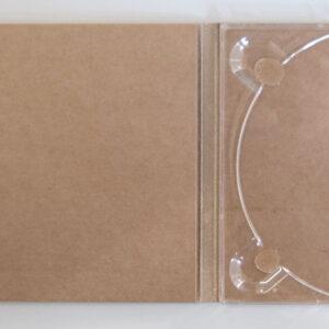 Digipack Eko z kieszenią (bez nadruku), papier ekologiczny